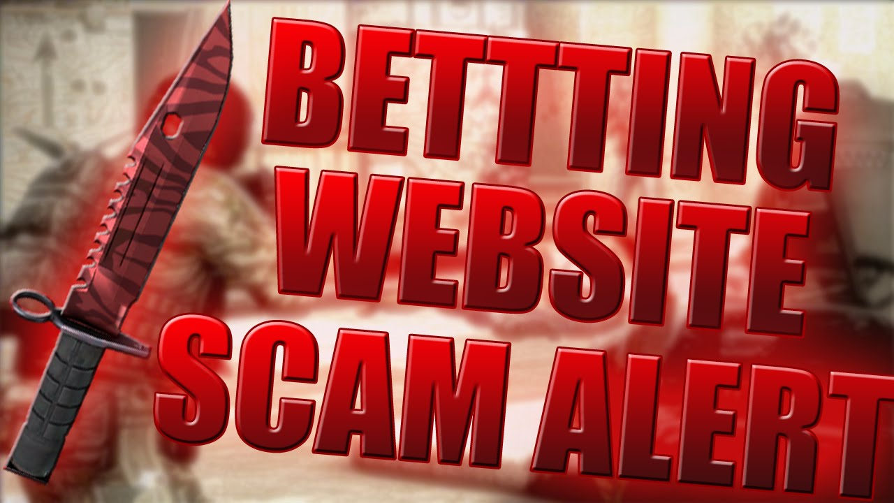 Gambling Scam