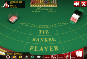 Baccarat is an amazing game